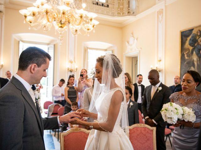 Il matrimonio di Madalaine e Fabio a Varese, Varese 32