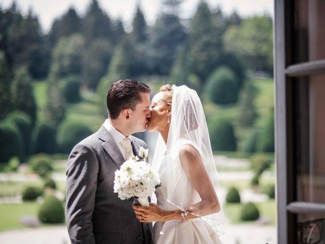 Il matrimonio di Madalaine e Fabio a Varese, Varese 1