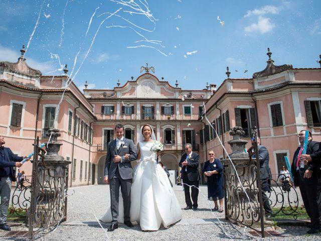 Il matrimonio di Madalaine e Fabio a Varese, Varese 36