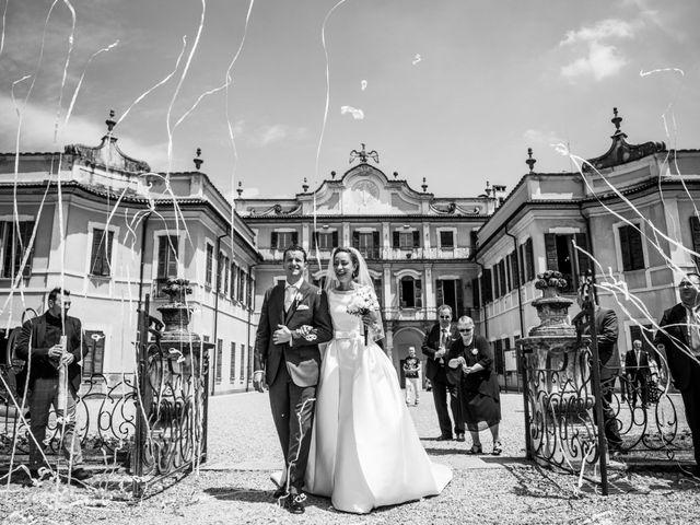 Il matrimonio di Madalaine e Fabio a Varese, Varese 37