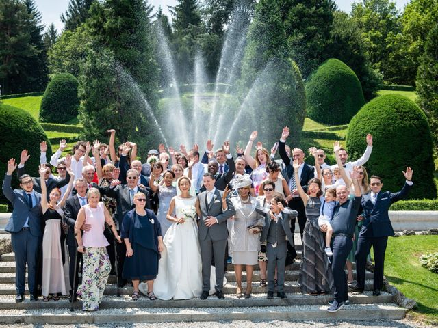 Il matrimonio di Madalaine e Fabio a Varese, Varese 39
