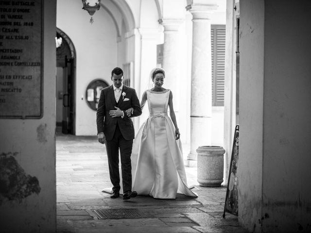 Il matrimonio di Madalaine e Fabio a Varese, Varese 41