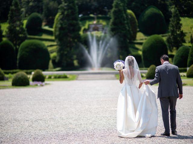 Il matrimonio di Madalaine e Fabio a Varese, Varese 43