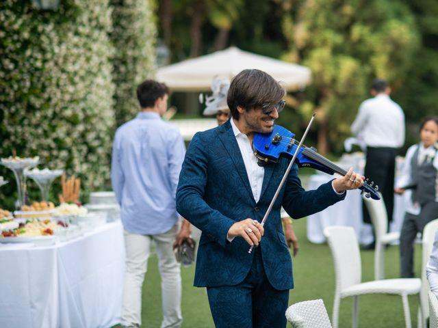 Il matrimonio di Madalaine e Fabio a Varese, Varese 64