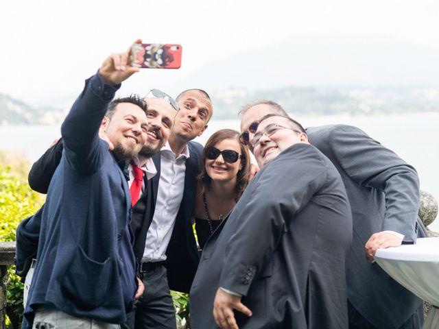 Il matrimonio di Madalaine e Fabio a Varese, Varese 65