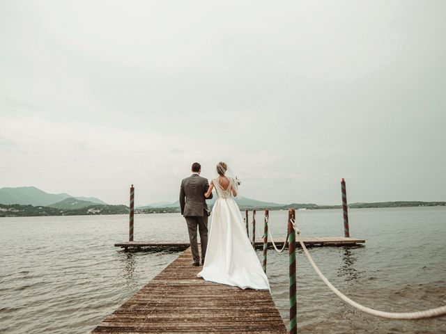 Il matrimonio di Madalaine e Fabio a Varese, Varese 2