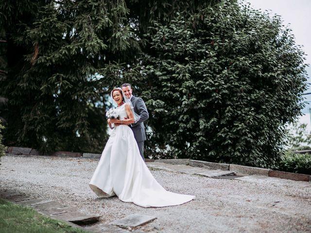 Il matrimonio di Madalaine e Fabio a Varese, Varese 72
