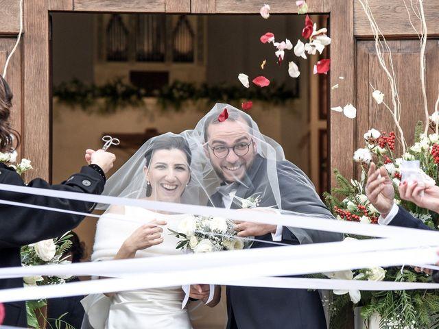 Le nozze di Mirella e Gianfranco