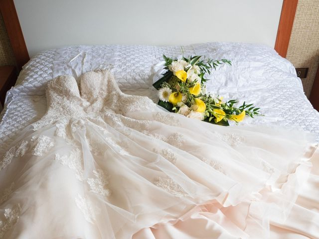 Il matrimonio di Francesco e Heidy a Campodarsego, Padova 11