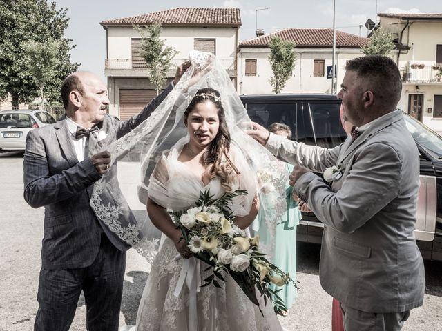 Il matrimonio di Francesco e Heidy a Campodarsego, Padova 18