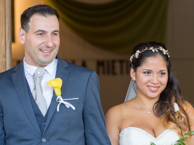 Il matrimonio di Francesco e Heidy a Campodarsego, Padova 21