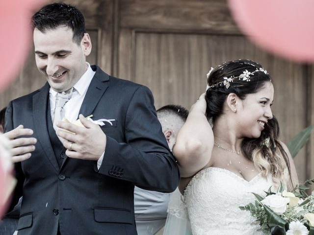 Le nozze di Heidy e Francesco
