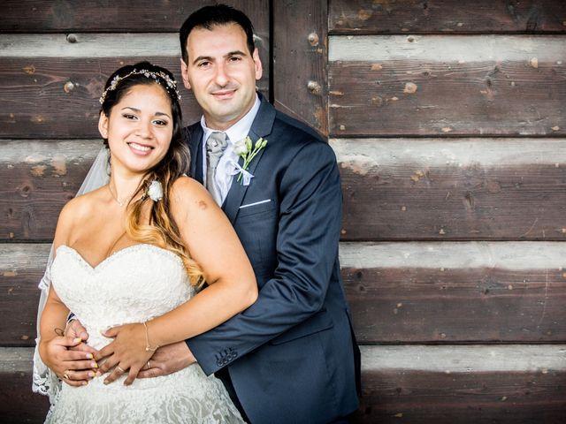 Il matrimonio di Francesco e Heidy a Campodarsego, Padova 24