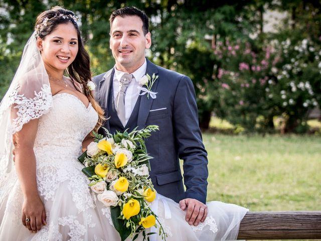 Il matrimonio di Francesco e Heidy a Campodarsego, Padova 26