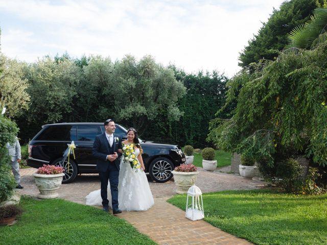 Il matrimonio di Francesco e Heidy a Campodarsego, Padova 27