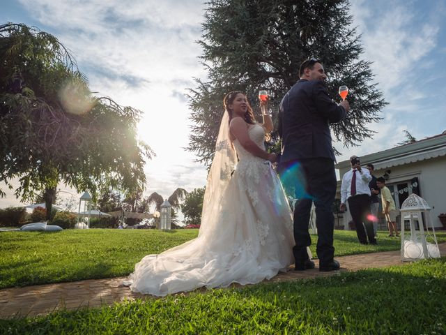 Il matrimonio di Francesco e Heidy a Campodarsego, Padova 28