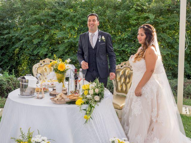 Il matrimonio di Francesco e Heidy a Campodarsego, Padova 33