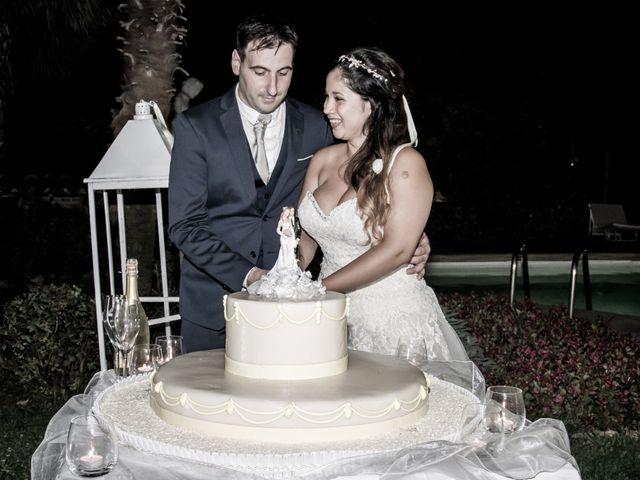 Il matrimonio di Francesco e Heidy a Campodarsego, Padova 40
