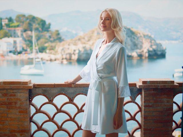 Il matrimonio di Valerio e Veronika a Taormina, Messina 13