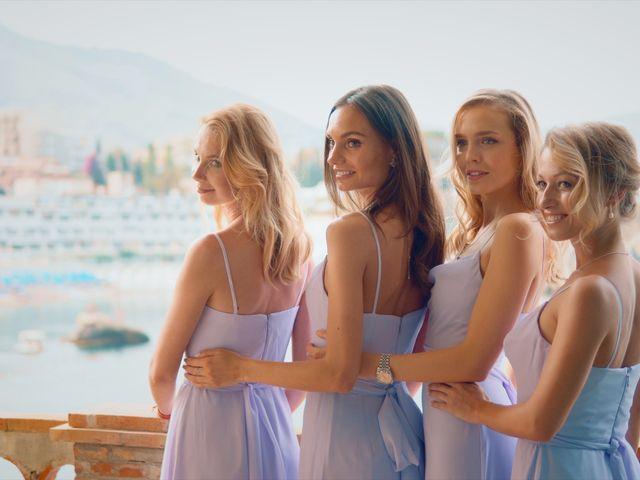 Il matrimonio di Valerio e Veronika a Taormina, Messina 20