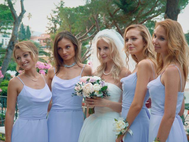 Il matrimonio di Valerio e Veronika a Taormina, Messina 35