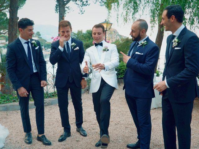 Il matrimonio di Valerio e Veronika a Taormina, Messina 36