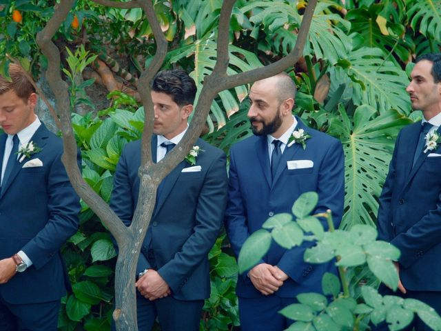 Il matrimonio di Valerio e Veronika a Taormina, Messina 38