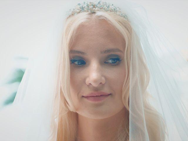 Il matrimonio di Valerio e Veronika a Taormina, Messina 39