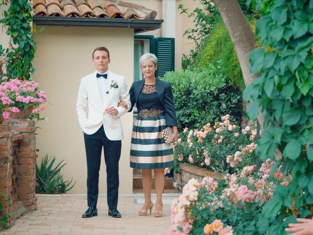 Il matrimonio di Valerio e Veronika a Taormina, Messina 41
