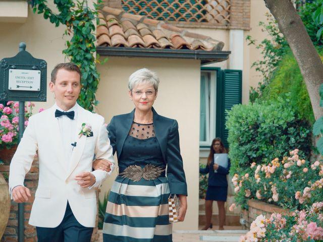 Il matrimonio di Valerio e Veronika a Taormina, Messina 42