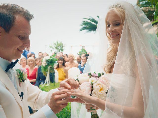 Il matrimonio di Valerio e Veronika a Taormina, Messina 45