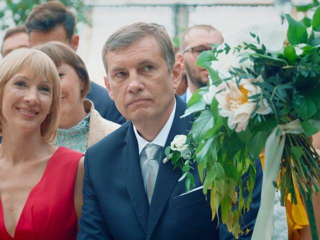 Il matrimonio di Valerio e Veronika a Taormina, Messina 47