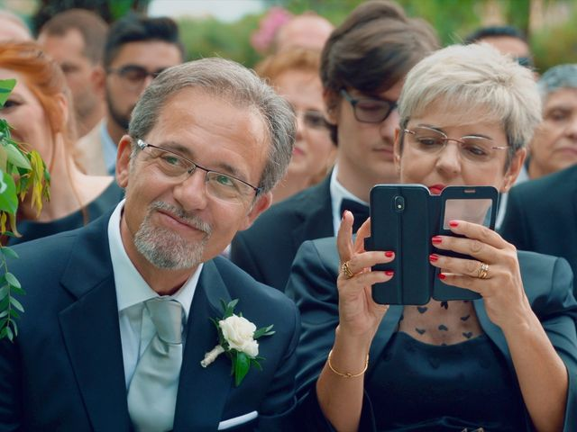 Il matrimonio di Valerio e Veronika a Taormina, Messina 48