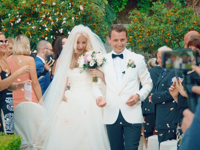 Il matrimonio di Valerio e Veronika a Taormina, Messina 49