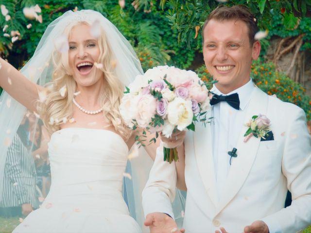 Il matrimonio di Valerio e Veronika a Taormina, Messina 50