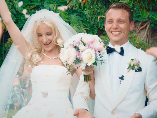 Il matrimonio di Valerio e Veronika a Taormina, Messina 52