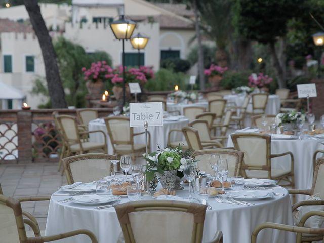 Il matrimonio di Valerio e Veronika a Taormina, Messina 56