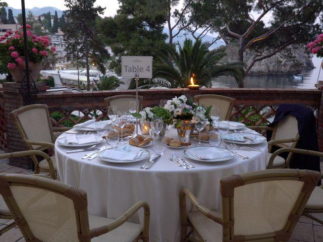Il matrimonio di Valerio e Veronika a Taormina, Messina 59