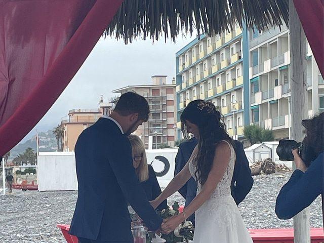 Il matrimonio di Simone e Sara a Vallecrosia, Imperia 5