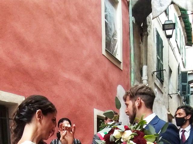 Il matrimonio di Simone e Sara a Vallecrosia, Imperia 6