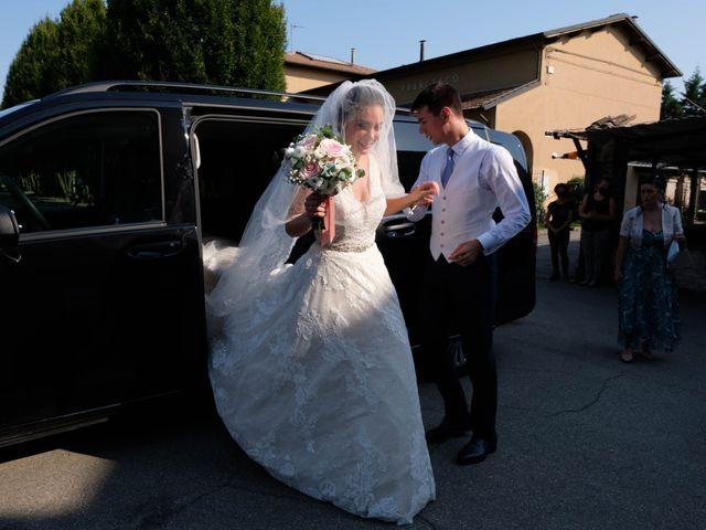 Il matrimonio di Pablo e Serena a Fidenza, Parma 22
