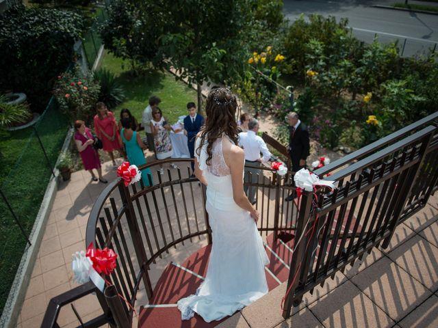 Il matrimonio di Mattia e Jessica a Torre Boldone, Bergamo 5