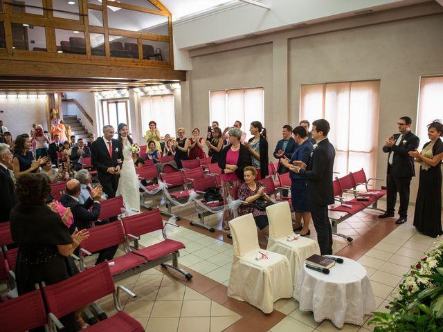 Il matrimonio di Mattia e Jessica a Torre Boldone, Bergamo 13