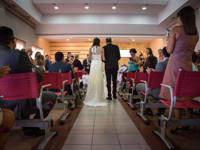 Il matrimonio di Mattia e Jessica a Torre Boldone, Bergamo 14