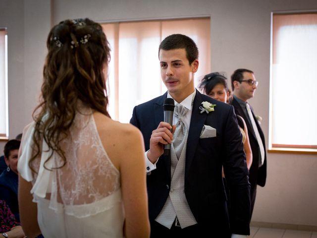 Il matrimonio di Mattia e Jessica a Torre Boldone, Bergamo 19