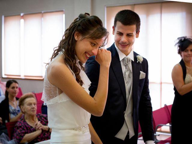 Il matrimonio di Mattia e Jessica a Torre Boldone, Bergamo 20