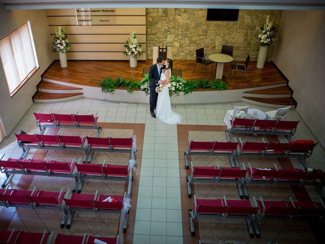 Il matrimonio di Mattia e Jessica a Torre Boldone, Bergamo 25