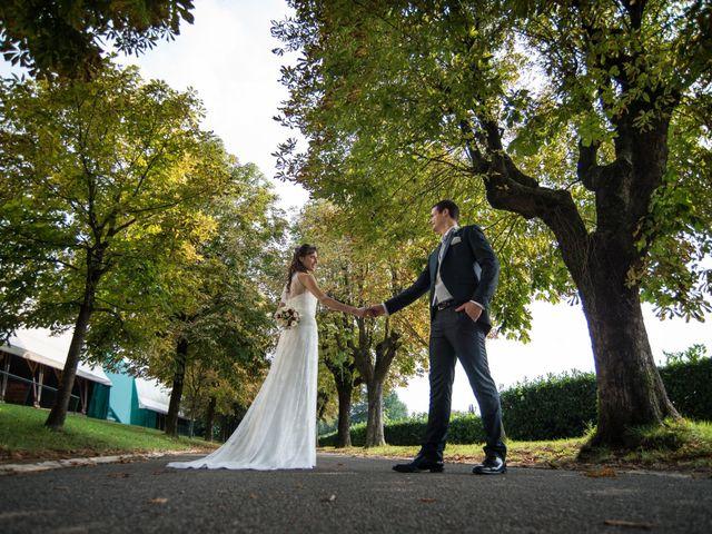 Il matrimonio di Mattia e Jessica a Torre Boldone, Bergamo 26