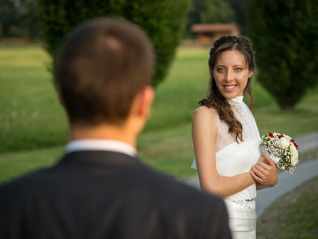 Il matrimonio di Mattia e Jessica a Torre Boldone, Bergamo 30