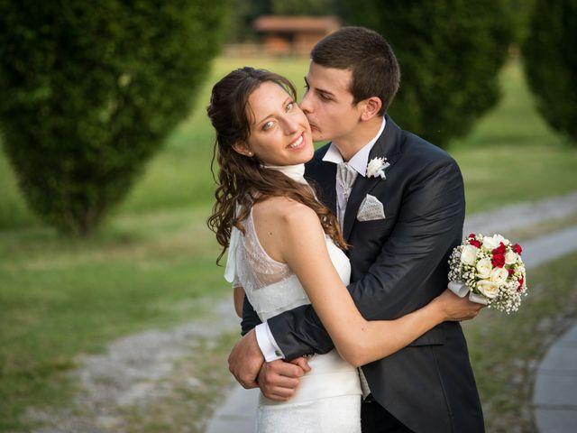 Il matrimonio di Mattia e Jessica a Torre Boldone, Bergamo 31